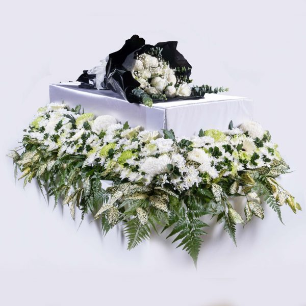 Funeral Flowers for Coffin