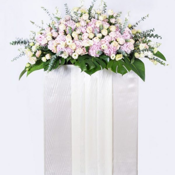 Funeral Bouquet Stand