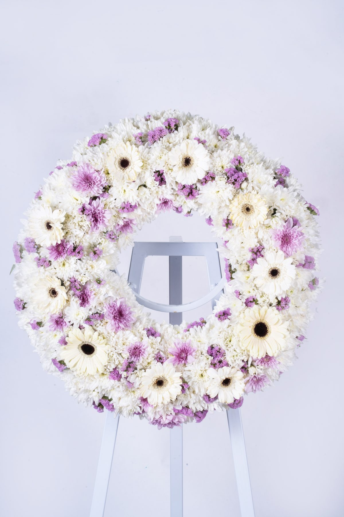 Condolence Wreaths and Funeral Flowers